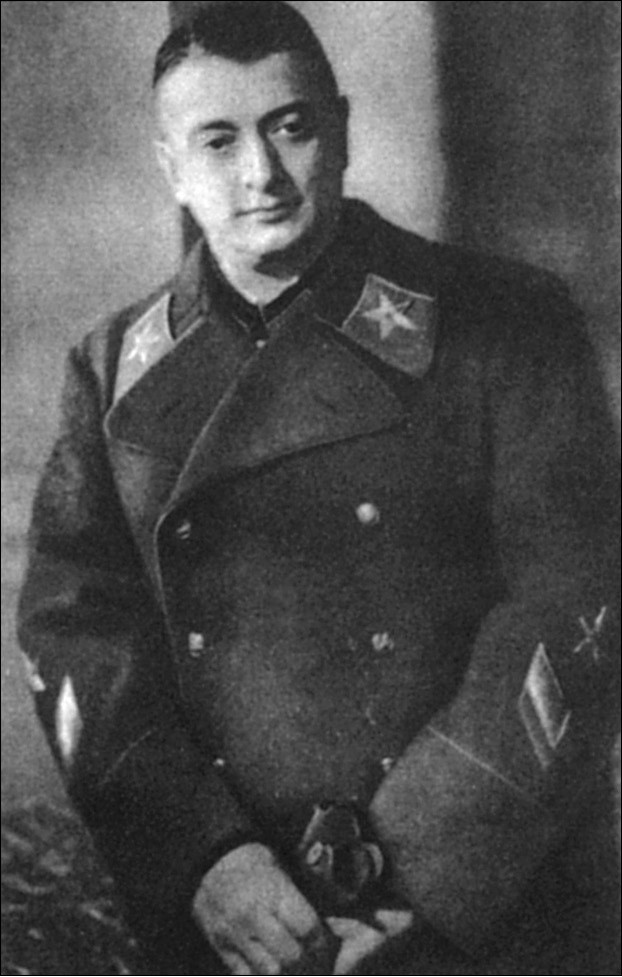 Тухачевский маршал советского союза