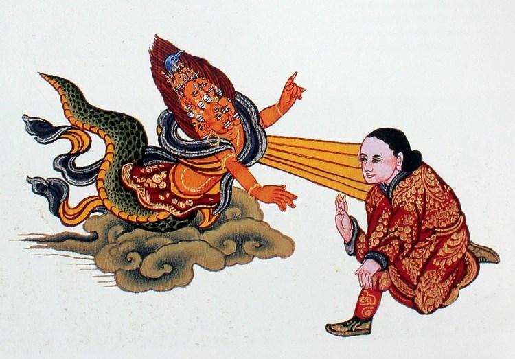 астрология тибета наги