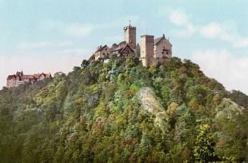 Вартбург - замок астрологов Гитлера. Предсказания конца войны