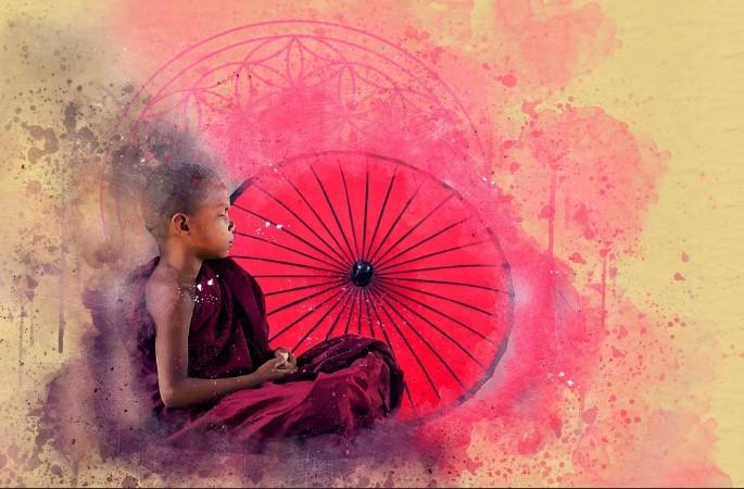 медитация Касины цвета