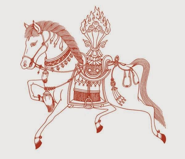 конь ветра