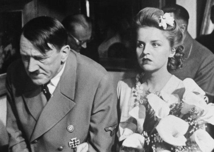 кадр из фильма о Гитлере