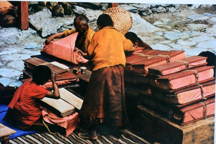 Священные субстанции тибета