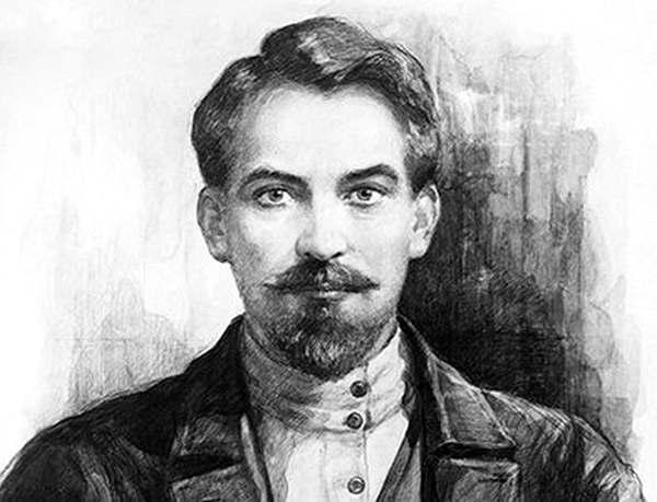 портрет Щорса
