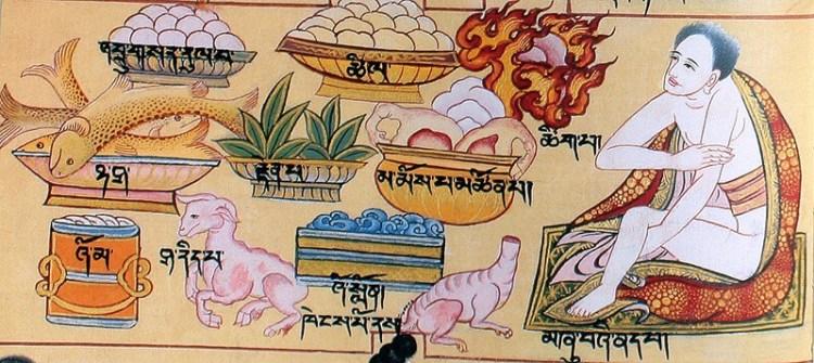 Диета при раке. Тибетская медицина