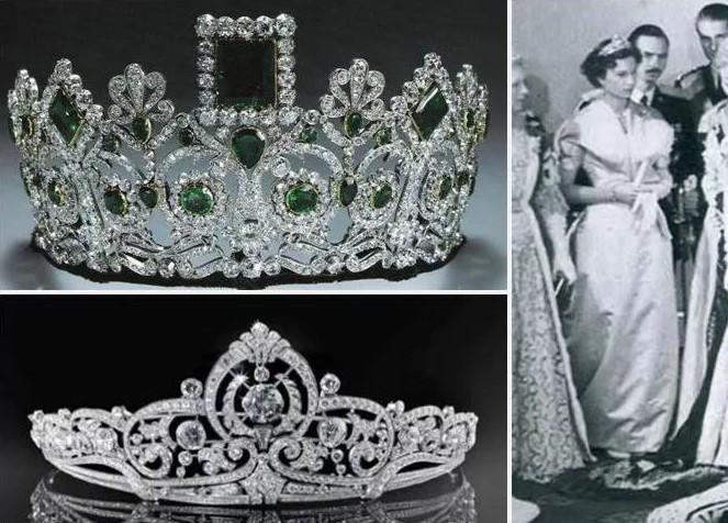 утраченные драгоценности царской семьи