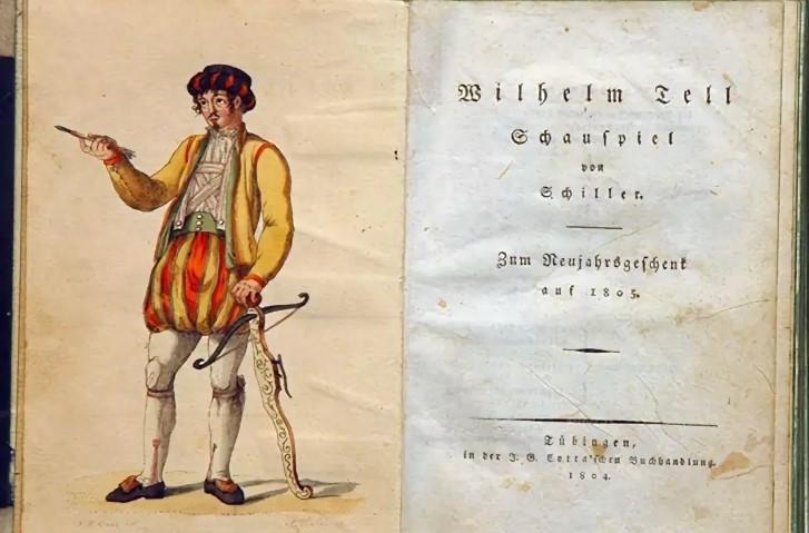 Вильгельм Телль Легендарный Народный Герой Швейцарии