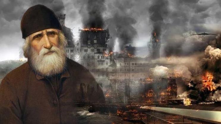 предсказание монаха России