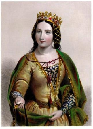 А́нна Не́вилл (англ. Anne Neville; 11 июня 1456, Уорикский замок — 16 марта 1485, Лондон) — королева Англии, супруга короля Ричарда III