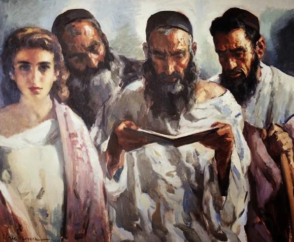 тора евреев