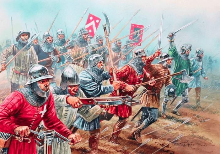 сражение Англии