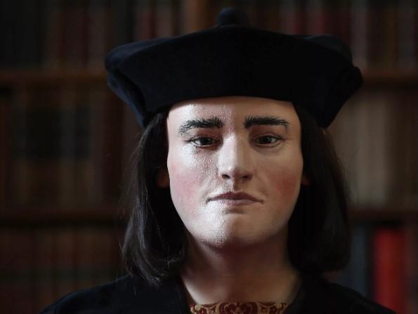 Король Ричард II фигура статуя