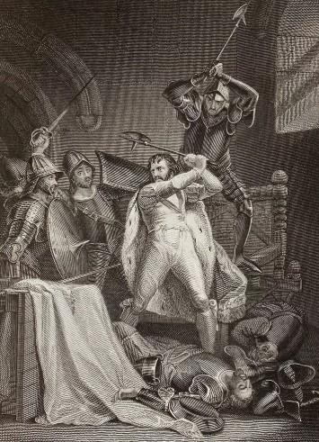 король Англии средневековье