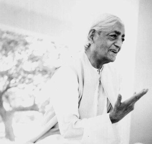 Джидду Кришнамурти (Jiddu Krishnamurti, 12 мая 1895 — 17 февраля 1986)
