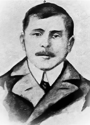 Старообрядец Абрам Балашов