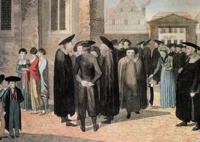 одежда евреев