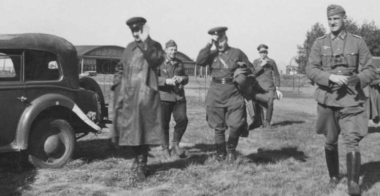 генералы в плену у немцев