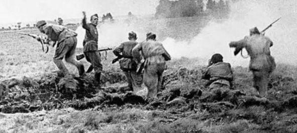 Штрафные Батальоны в бою