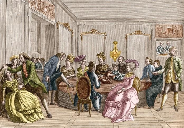гипноз 19 века