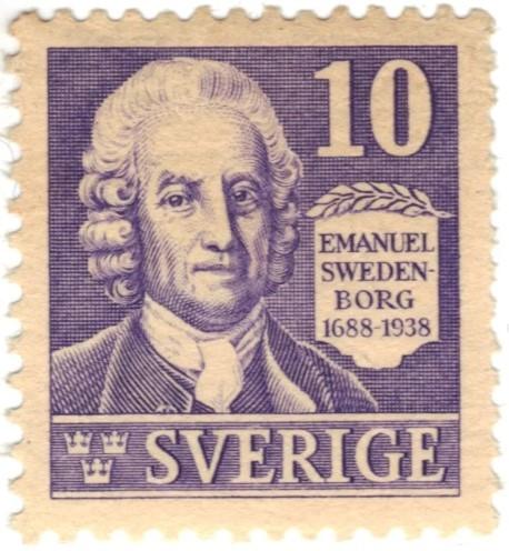 марка шведского ученого
