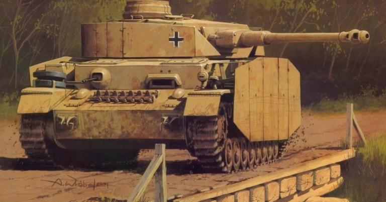 Танки Третьего Рейха Противостояние с Советскими Т-34
