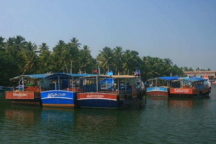 лодки Керала