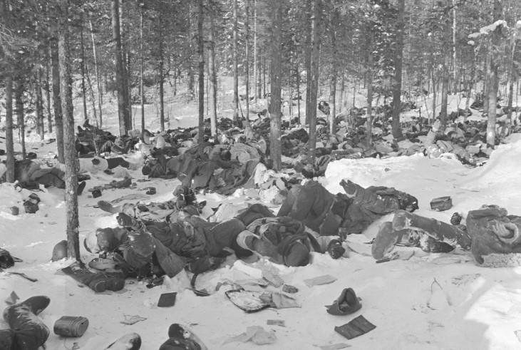 вооружённый конфликт между СССР и Финляндией в период с 30 ноября 1939 года по 12 марта 1940 года