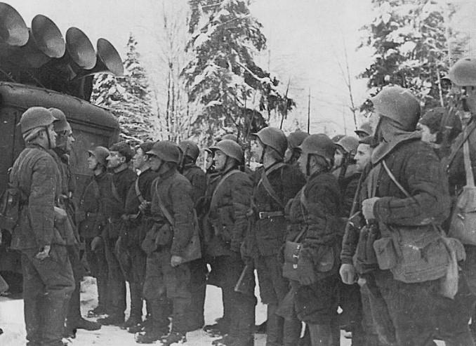 Советско-финская война 1939-1940 года