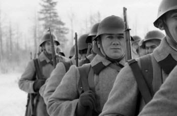 Советско Финская война 1939 года