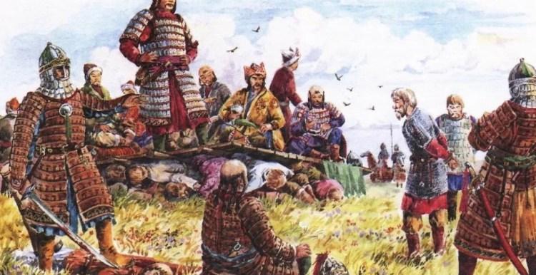 татаро-монгольское иго