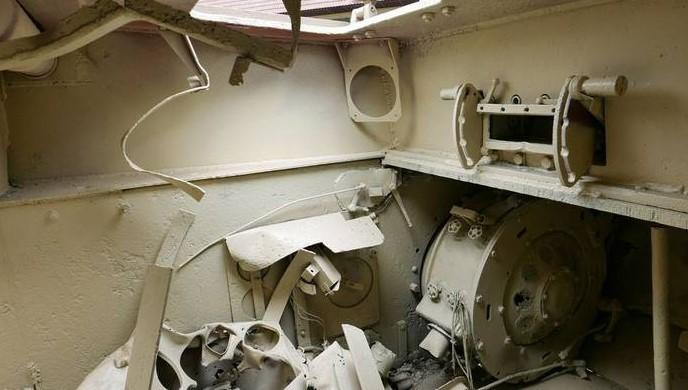 «Смотровой прибор Fahrersehklappe- 30 версии Ausf.G»