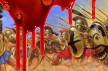 Анабасис - история Сражений Древних Греков Наемников