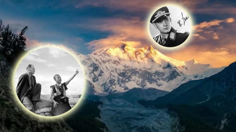 Генрих Харрер -Семь Лет в Тибете. Восточные приключения