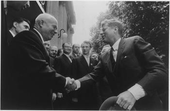 Встреча Хрущева и Кенеди