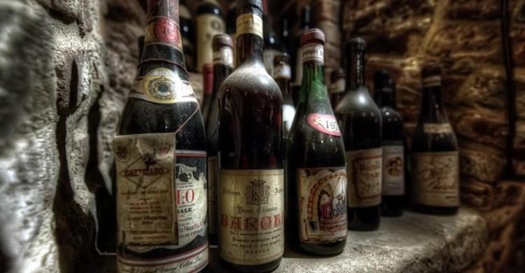 старинные вина