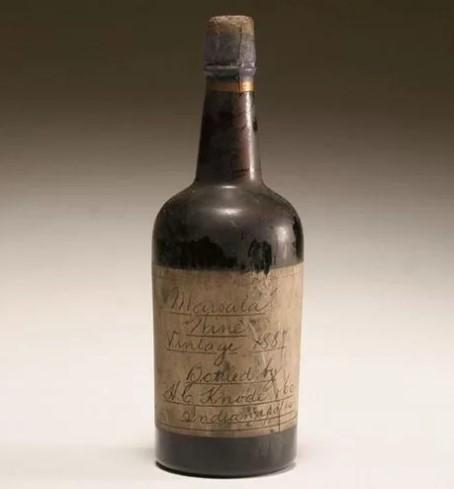 вино старинное