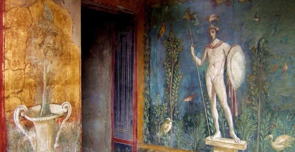 Помпейские Фрески