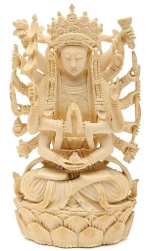 статуэтка из слоновой кости