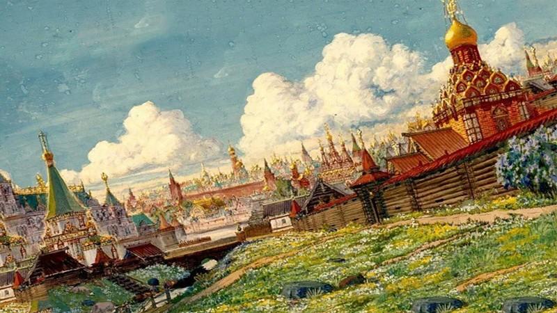 История Кремля в Москве. Открываем Тайны Российского Государства
