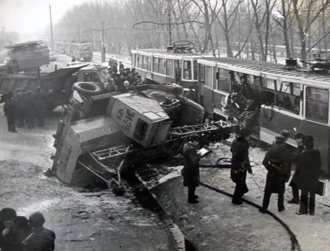 киевский потоп 1961