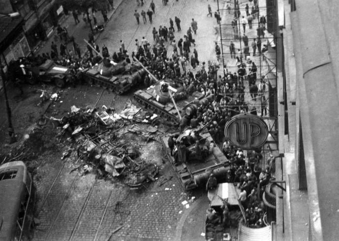 Пражская Весна 1968 год. Обзор Событий Трагедии Чехии