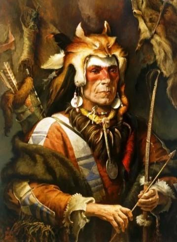 индейцы и пуля не берет