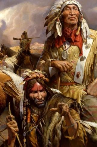 войны индейцев