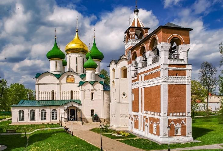 суздаль Спасский монастырь