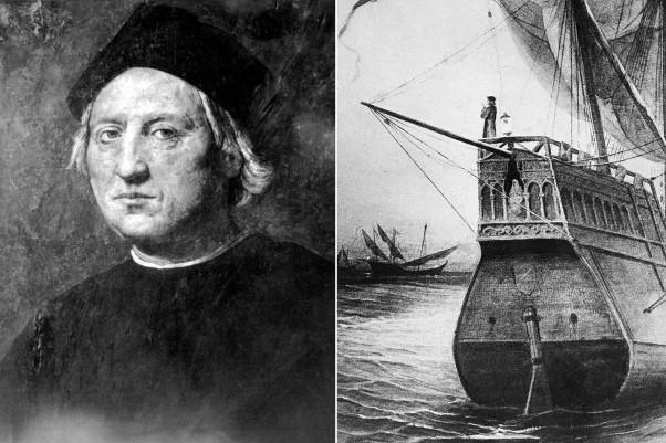 Христофор Колумб был неграмотен
