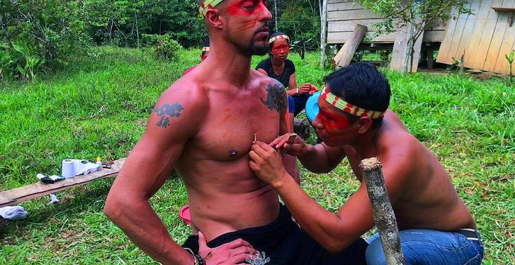 Камбо Церемония. Лечение Ядом Амазонской Лягушки. Отзывы