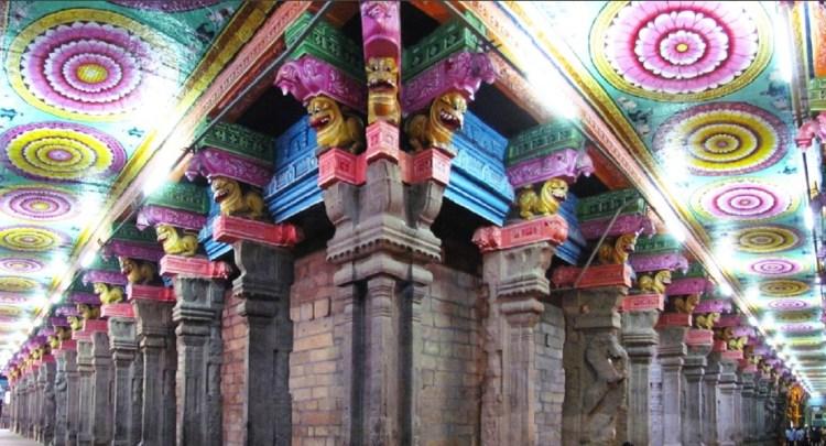 Рамешварам, Храм у Пролива. Загадки Древней Индии
