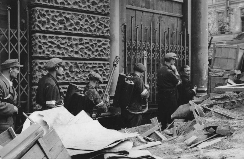 Варшавское восстание 1944. Обзор Событий. Замысел Сталина