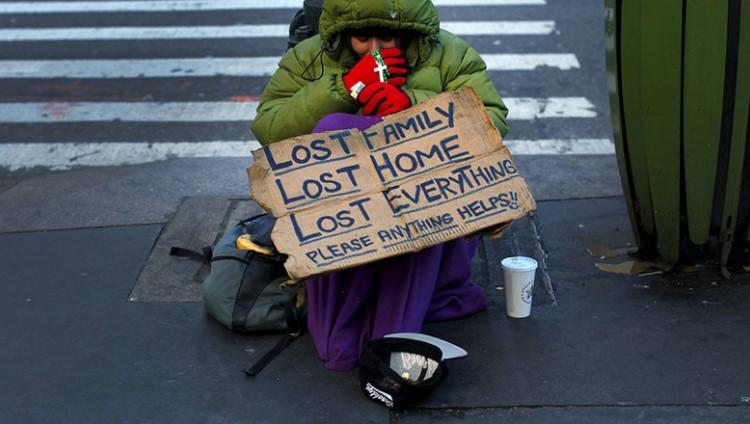Быть Бездомным в США. Больше 3 Миллионов на улицах
