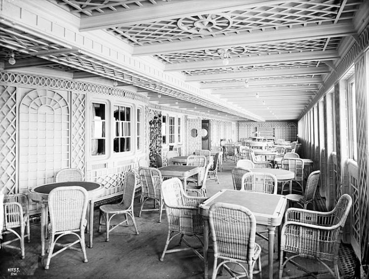 Кафе Титаника